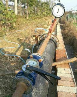 压力管道检测项目